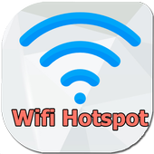 WIFI hotspot for my android icon