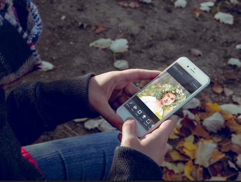 B618 - Selfie Heart Cam apk screenshot