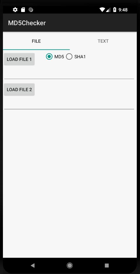MD5 Checker for Android - APK Download