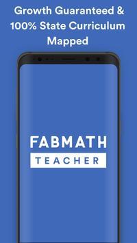 Fabmath Teacher poster