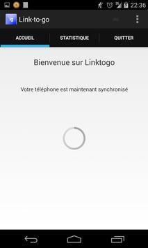 Link-to-go apk screenshot