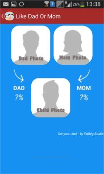 Look Like Dad or Mom screenshot 1