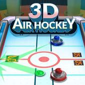 3D Air Hocket HTML 5 Game icon