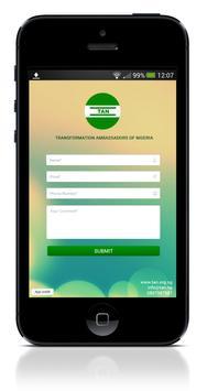 TAN Mobile apk screenshot