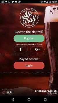 Digital Ale Trail Challenge poster