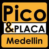 Pico y Placa Medellin icon