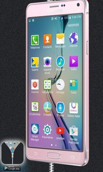 Fabric Grey Zipper Lock Free screenshot 4