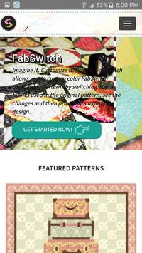 Fabswitch screenshot 1