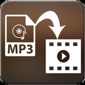 Add MP3 to Video simgesi