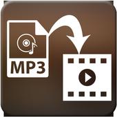 Add MP3 to Video icono