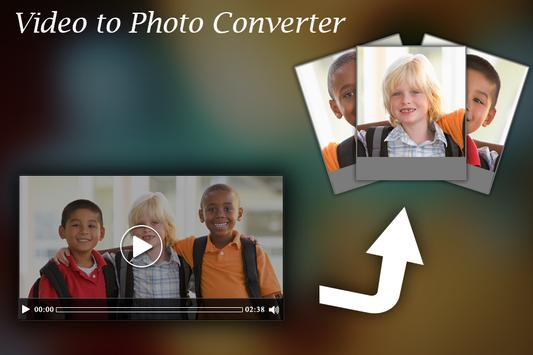 Video To pic Genrator apk screenshot