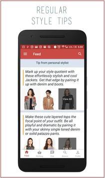 Fabulyst - Personal Stylist apk screenshot