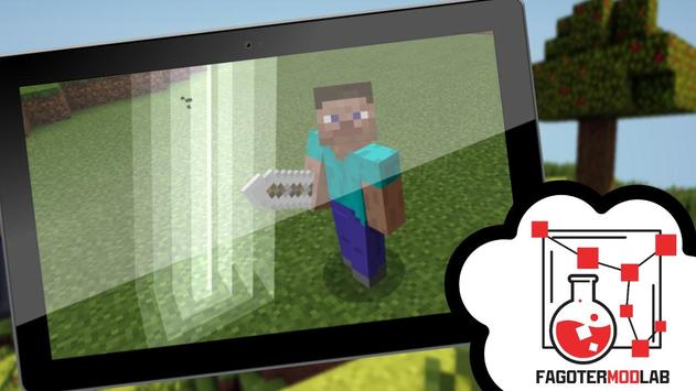 Excellent Sword Mod for MCPE screenshot 4