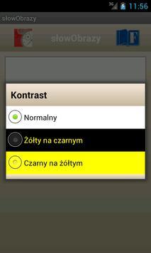 słowObrazy (bezpłatny) apk screenshot