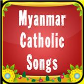 Myanmar Catholic Songs icon