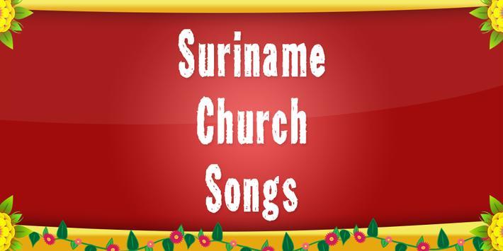 Suriname Church Songs poster
