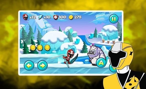 Dino Rangers Ninja Steel screenshot 3