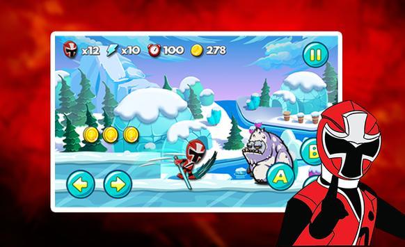 Dino Rangers Ninja Steel screenshot 2
