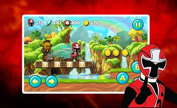 Dino Rangers Ninja Steel screenshot 5