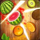 Corte de fatias de frutas APK