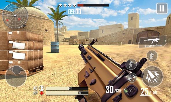 Counter Sniper Terrorist imagem de tela 1