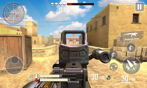 Counter Sniper Terrorist imagem de tela 2