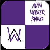 Alan Walker Piano Tiles आइकन