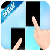 Faded Piano Tiles Music icon