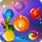 Gems Candy Mania Bubble Free icon