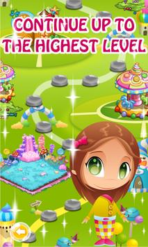 Gems Candy Mania Bubble Free poster