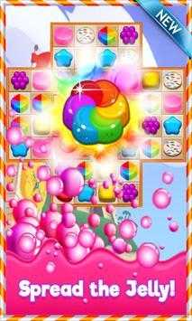 Gems Candy Mania Bubble Free screenshot 3