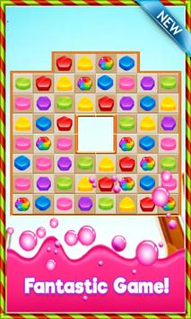 Gems Candy Mania Bubble Free screenshot 4