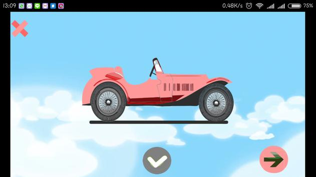MATH CAR screenshot 2