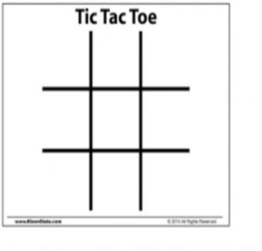 Tic Tac Toe 2018 screenshot 1