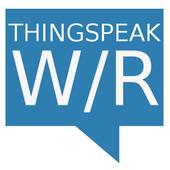 Thingspeak W/R icon