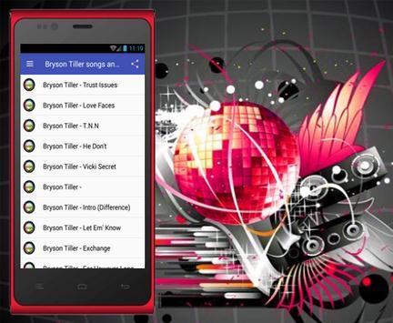 Bryson Tiller Exchange apk screenshot