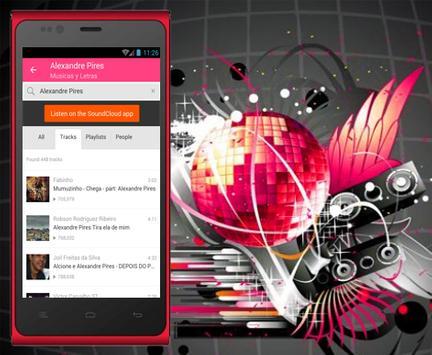 Alexandre Pires - ámame apk screenshot