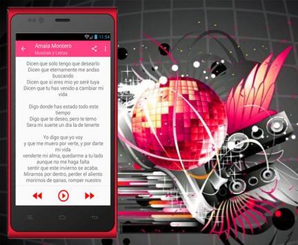 Amaia Montero - Quiero Ser screenshot 1