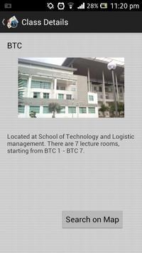 UUM Class Finder apk screenshot