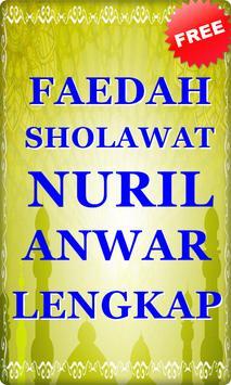 Faedah Sholawat Nuril Anwar screenshot 1