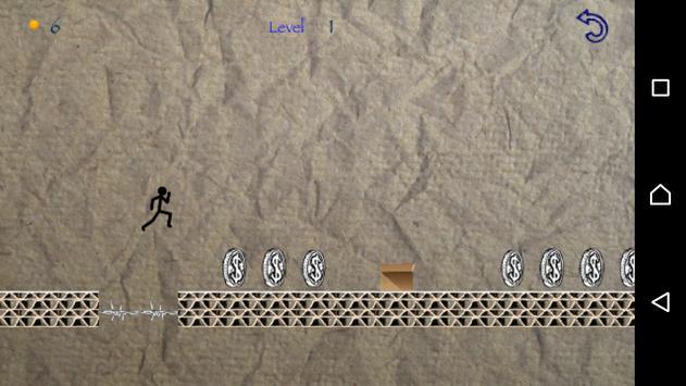 Stickman Run screenshot 9