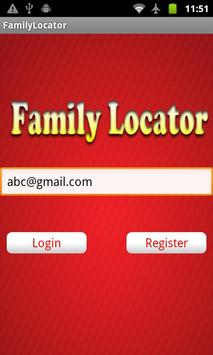 AutoSoft Family Locator poster