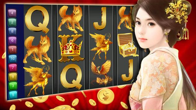 FaFaFa Fortunes Lucky Slots - Free Casino Game poster
