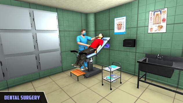 Virtual Hospital Family Doctor: Hospital Games screenshot 11