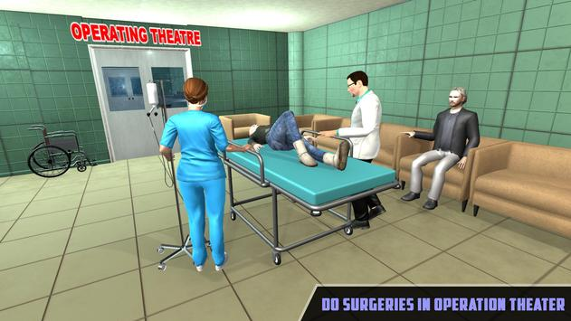 Virtual Hospital Family Doctor: Hospital Games screenshot 2