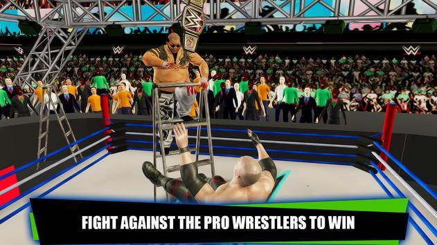 Ladder Match: World Tag Wrestling Tournament 2k18 screenshot 4