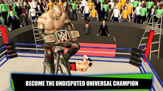 Ladder Match: World Tag Wrestling Tournament 2k18 screenshot 6