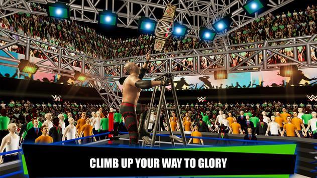 Ladder Match: World Tag Wrestling Tournament 2k18 screenshot 10