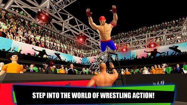 Ladder Match: World Tag Wrestling Tournament 2k18 screenshot 12