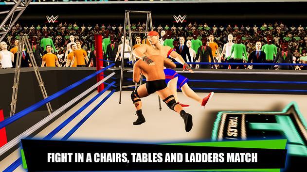 Ladder Match: World Tag Wrestling Tournament 2k18 screenshot 3